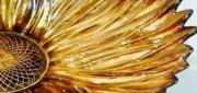 تکنیک پتینه با ورق طلا: